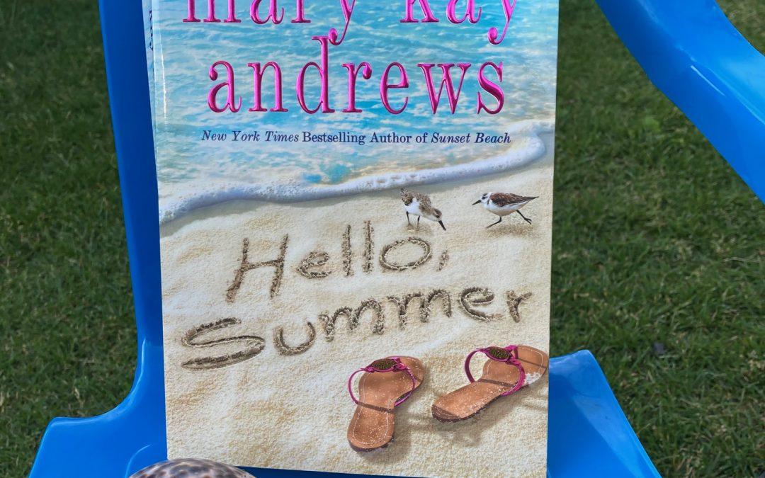 cover image of Hello Summer by Mary Kay Andrews
