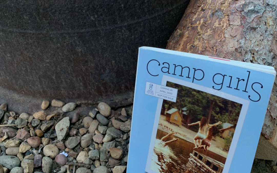 cover image of Camp Girls by Iris Krasnow