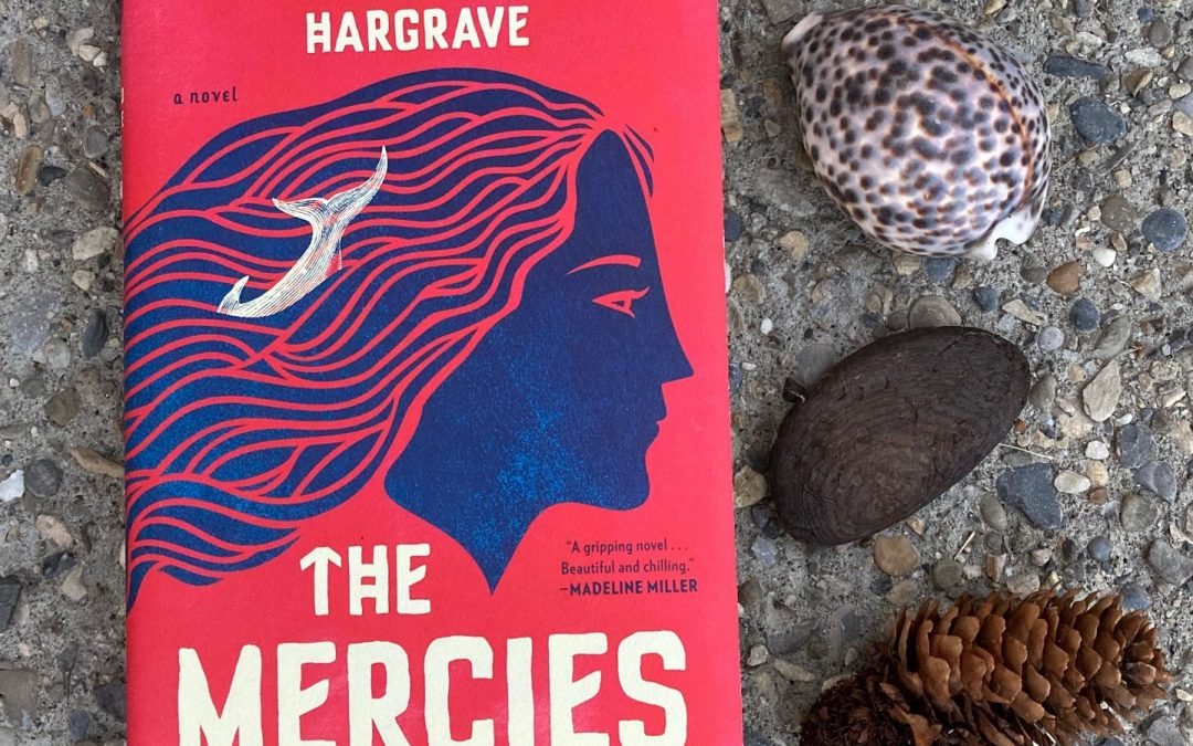 cover image of The Mercies by Kiran Millwood Hargrave