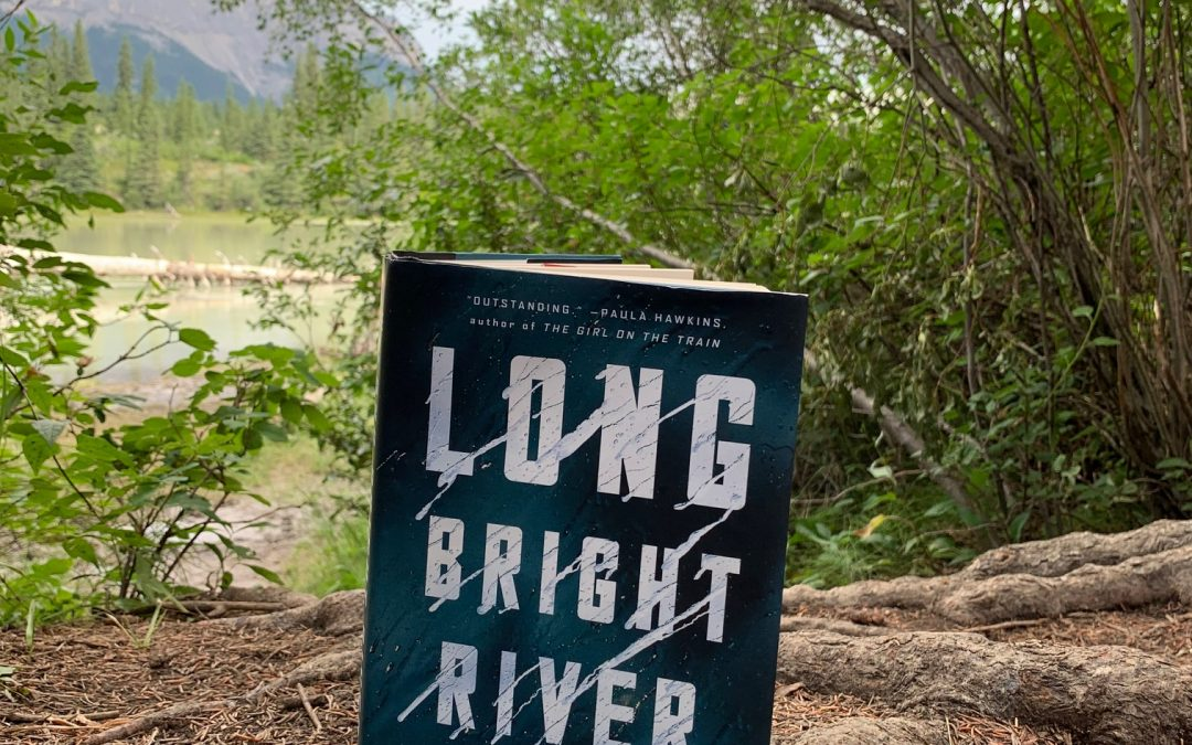 cover image of Long Bright River by Liz Moore