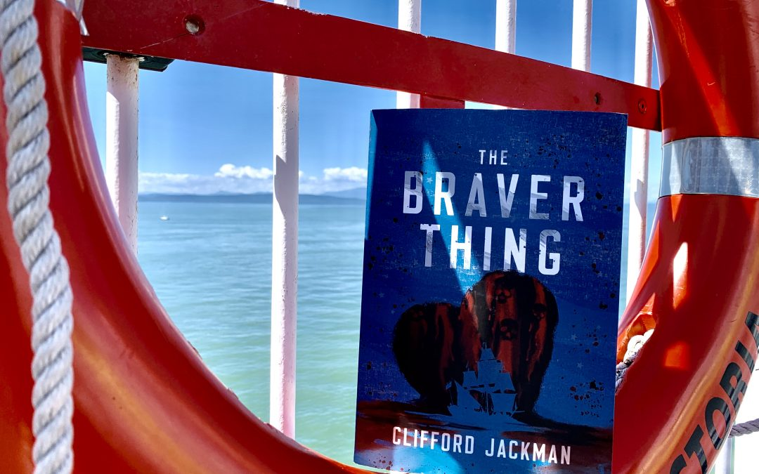 Book Review: The Braver Thing by Clifford Jackman