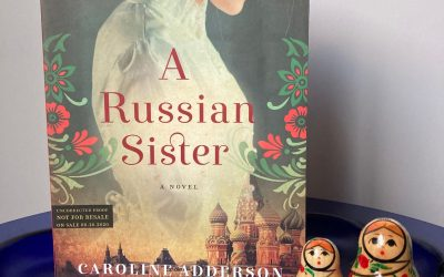 Book Review: A Russian Sister by Caroline Adderson