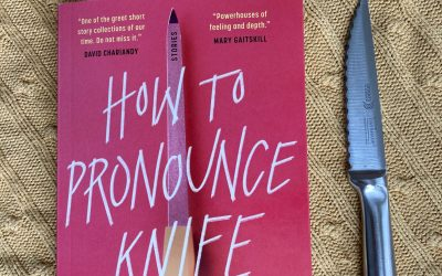 Book Review: How to Pronounce Knife by Souvankham Thammavongsa