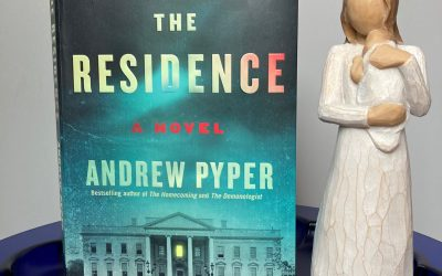 Book Review: The Residence by Andrew Pyper
