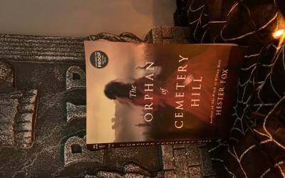 Book Review: The Orphan of Cemetery Hill by Hester Fox