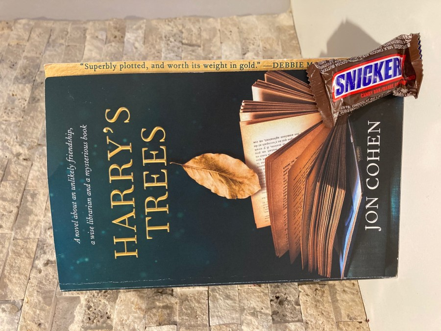 cover image of Harry's Trees by Jon Cohen