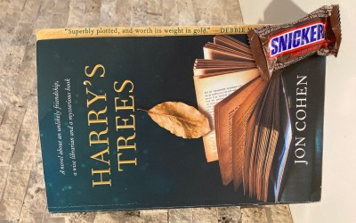 Book Review: Harry's Trees by Jon Cohen