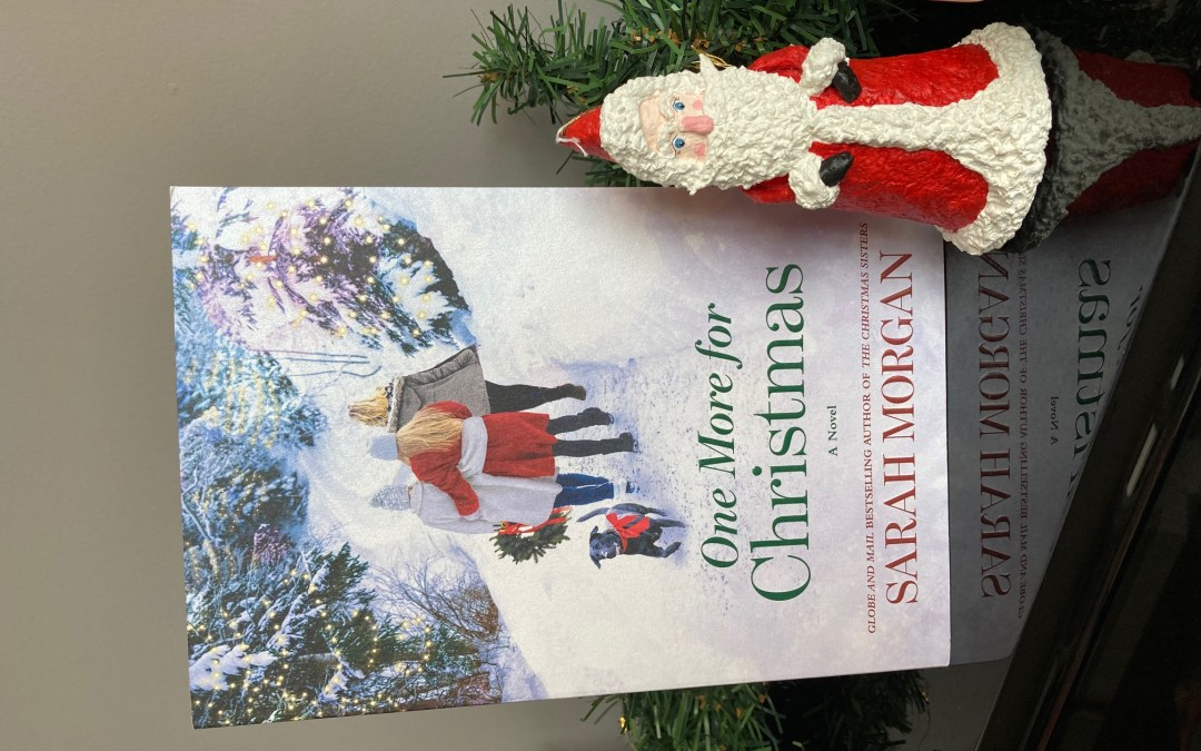 cover image of One More for Christmas by Sarah Morgan