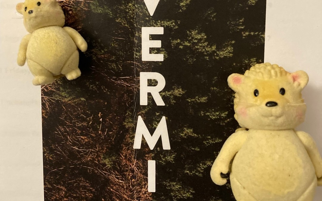 cover image of Vermin by Lori Hahnel
