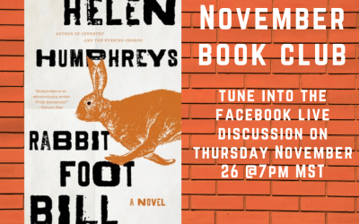 Book Review: Rabbit Foot Bill by Helen Humphreys