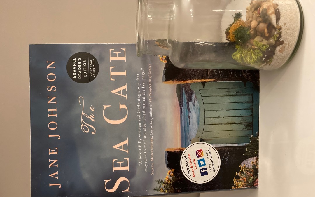 Book Review: The Sea Gate by Jane Johnson