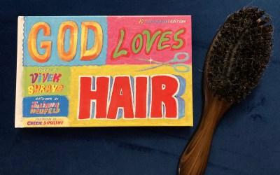 Book Review: God Loves Hair by Vivek Shraya