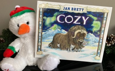 IveReadThis Jr. Edition: A Cozy Canadian Christmas