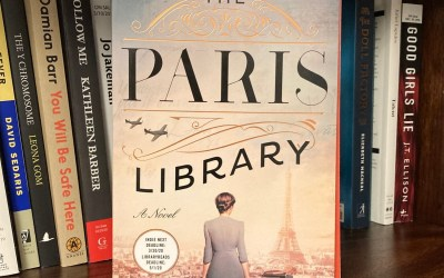 Book Review: The Paris Library by Janet Skeslien Charles