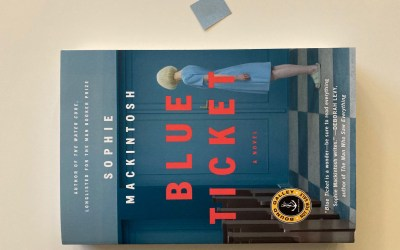 Book Review: Blue Ticket by Sophie Mackintosh