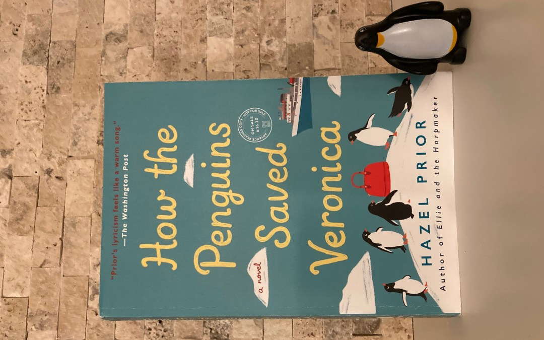 How the Penguins Saved Veronica by Hazel Prior cover image