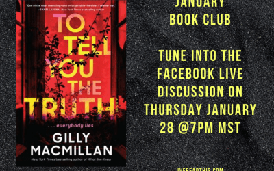 Book Review: To Tell You the Truth by Gilly Macmillan