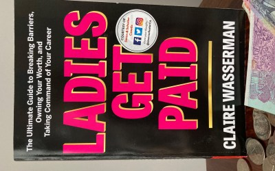 Book Review: Ladies Get Paid by Claire Wasserman