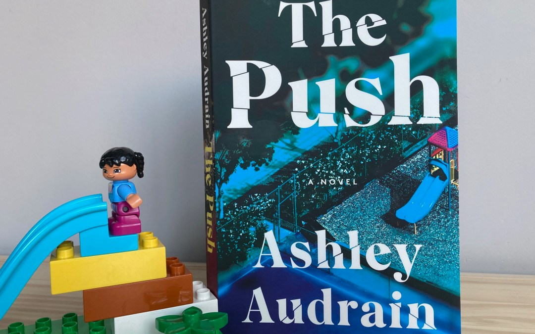 cover image of The Push by Ashley Audrain