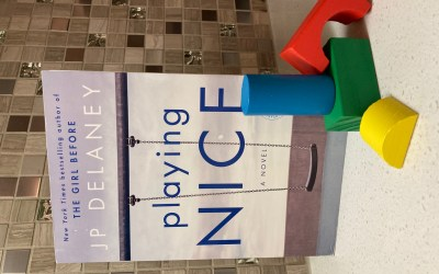 Book Review: Playing Nice by JP Delaney