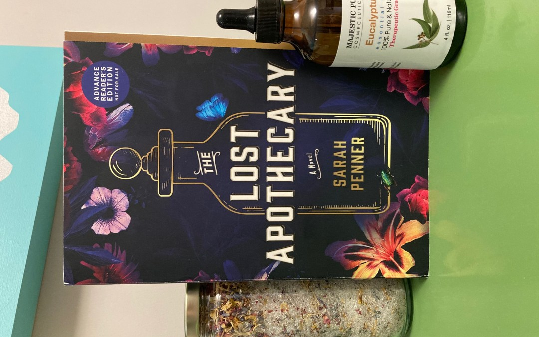 Book Review: The Lost Apothecary by Sarah Penner