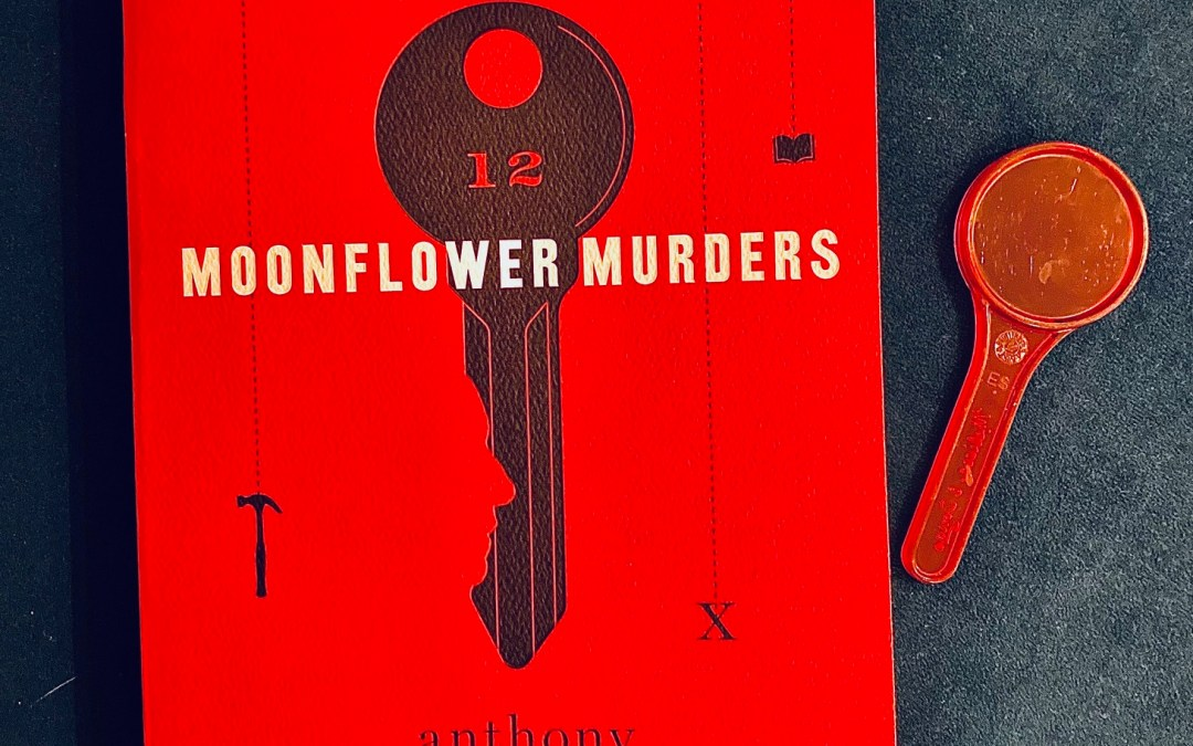 cover image of Moonflower Murders by Anthony Horowitz