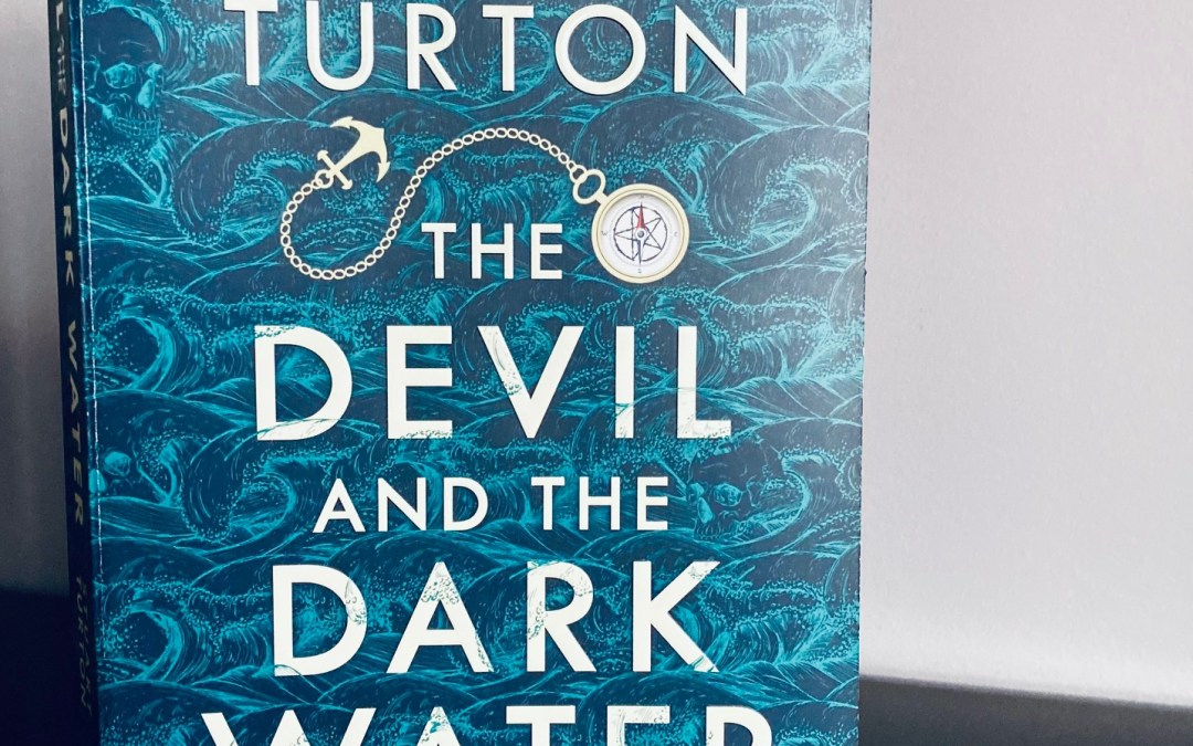 cover image of The Devil and the Dark Water by Stuart Turton