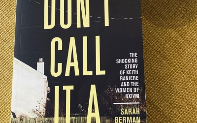 Book Review: Don't Call it a Cult by Sarah Berman