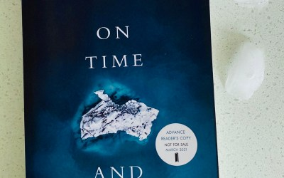 Book Review: On Time and Water by Andri Snaer Magnason