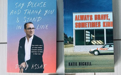Double Book Review: Two Tales of One Alberta