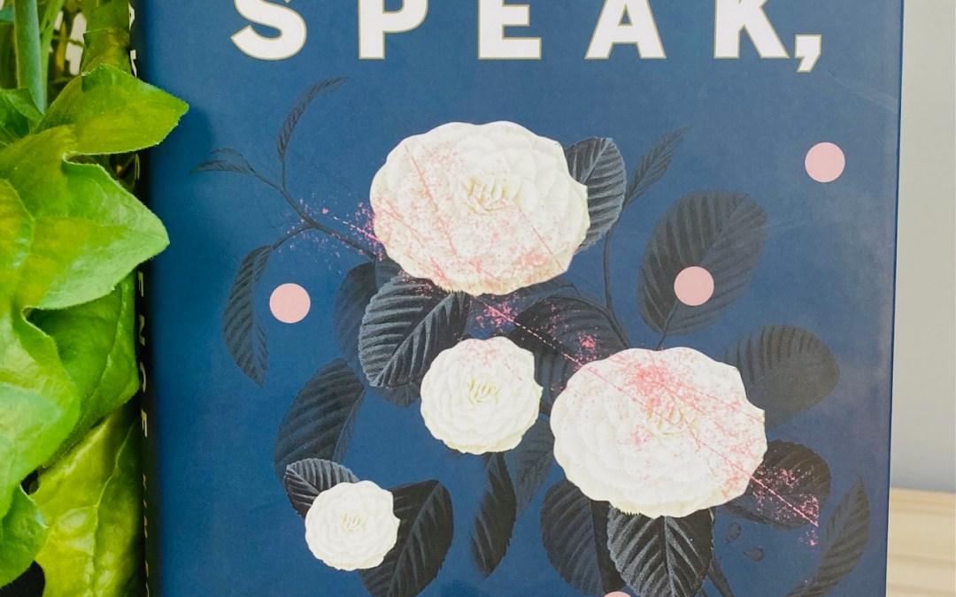 Book Review: Speak, Silence by Kim Echlin