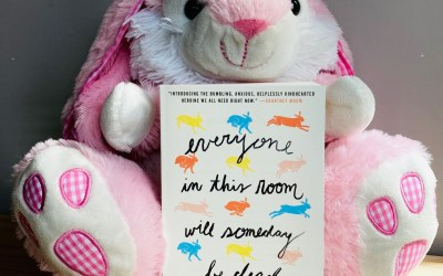 Book Review: Everyone in this Room Will Someday Be Dead by Emily Austin