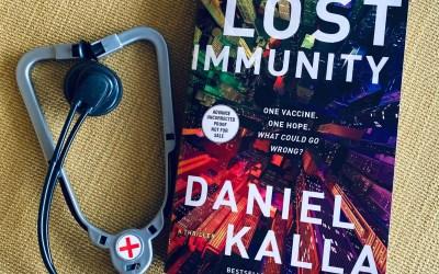 Book Review: Lost Immunity by Daniel Kalla