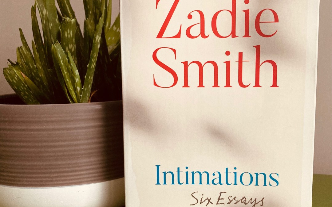 Book Review: Intimations by Zadie Smith