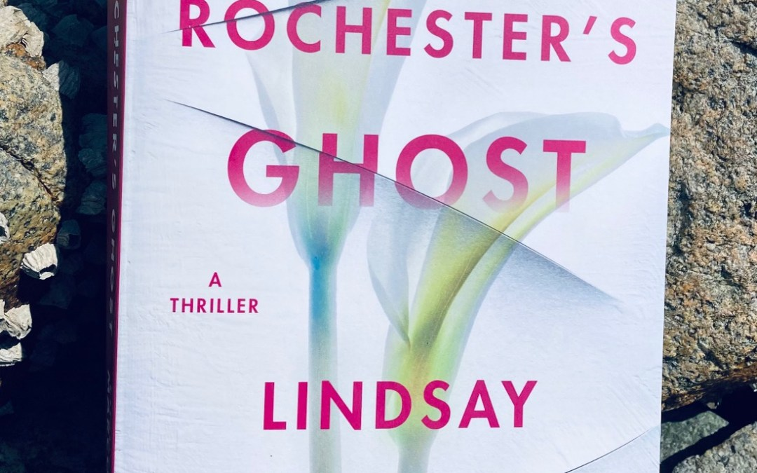 Book Review: Mrs. Rochester's Ghost by Lindsay Marcott