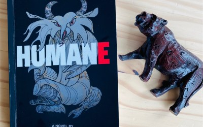 Book Review: Humane by Anna Marie Sewell