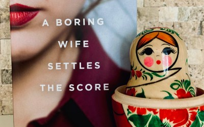 Book Review: A Boring Wife Settles the Score by Marie-Renee Lavoie