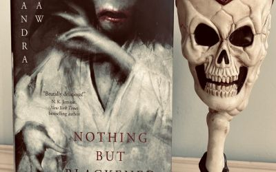 Book Review: Nothing but Blackened Teeth by Cassandra Khaw