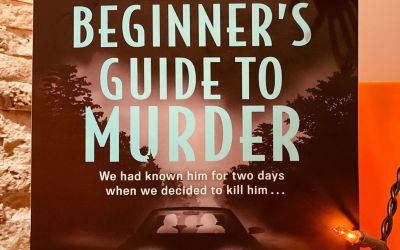 Book Review: A Beginner's Guide to Murder by Rosalind Stopps