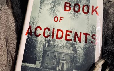 Book Review: The Book of Accidents by Chuck Wendig